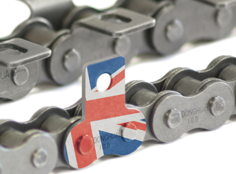 Donghua's Universal Attachment Chain is Made in the UK