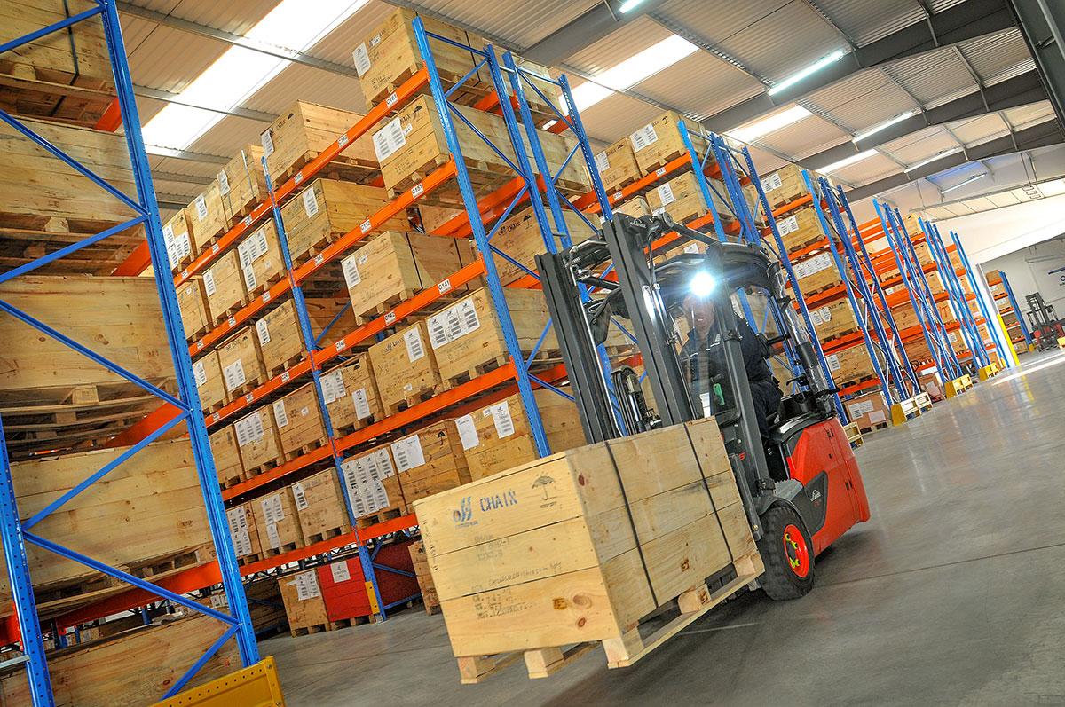 Donghua-Forklift