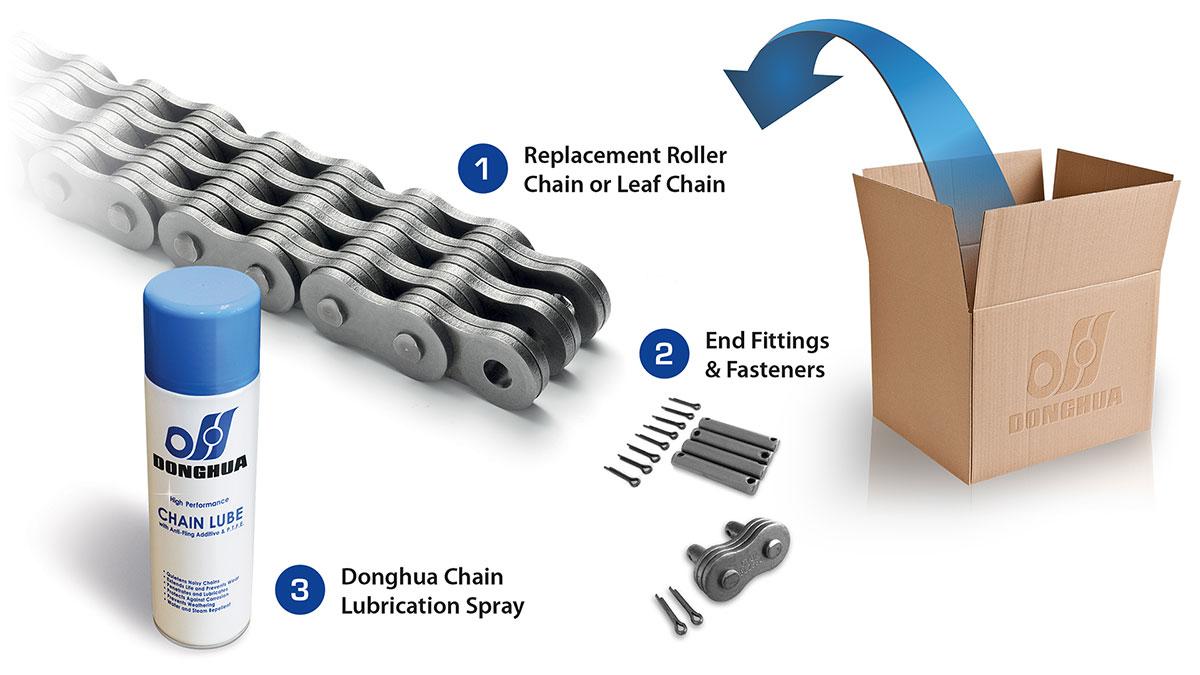 Tail-Lift-Chain-Kit